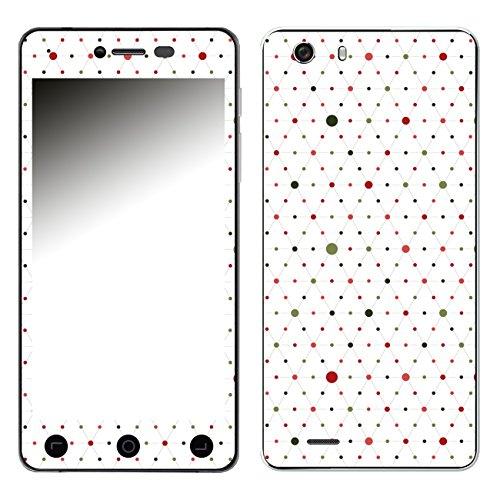 Disagu SF-106881_1178 Design Folie für Switel eSmart H1 - Motiv Bunte Punkte 05