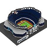 NFL Denver Broncos 3D BRXLZ Stadium Building Blocks Set, Team Color, One Size