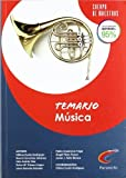 Temario Música. Oposiciones. Cuerpo de maestros