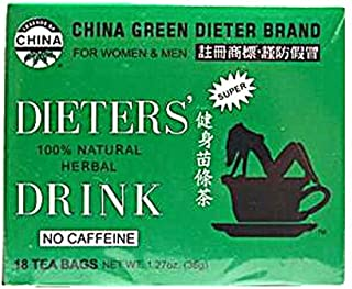 Uncle Lee'S Tea Dieters Tea For Wt Loss 18 Bag