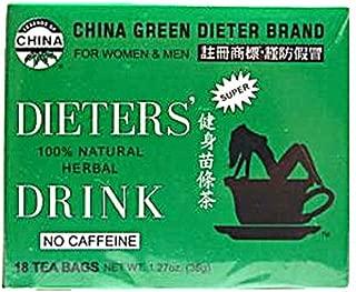 Uncle Lee'S Tea Dieters Tea For Wt Loss 18 Bag