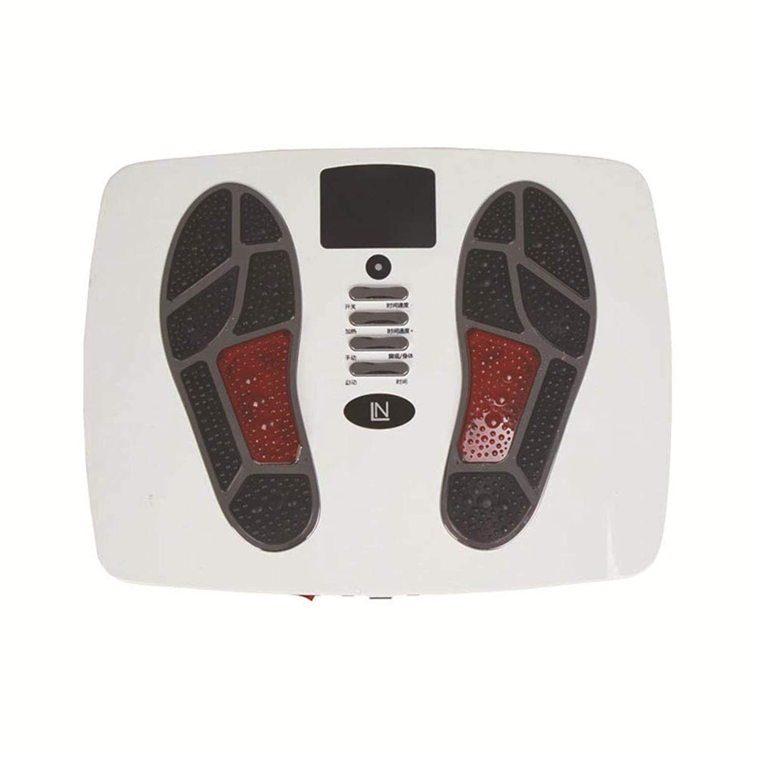 Circulation Booster、体を刺激する99の強度設定、赤外線機能、フットケア、ストレス解消