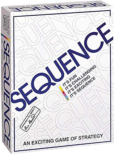 ax Sequence  Original Sequence Game with Folding Board Cards