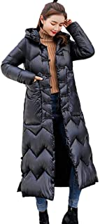 Realdo Womens Button Knot Coats Clearance Sale,Women Outerwear Fur Hooded Long Pocket Coat