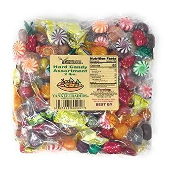 Yankee Traders Yankee Trader Hard Candy Assortment Mix 2 Pound