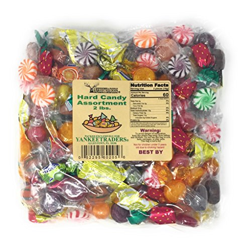 Yankee Traders Yankee Trader Hard Candy, Assortment Mix, 2 Pound