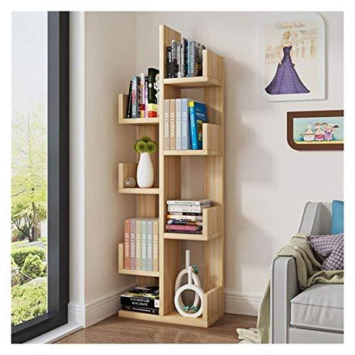 LIUYULONG Archivador de archivos, estantes simples, estantes multifuncionales, estanterías separadoras, estanterías de pie, estantes fijos, bolsas de almacenamiento en la sala de estar