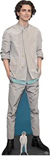 Star Cutouts Ltd- Star Cutouts CS827 Timothee Hal Chalamet - Cartón de tamaño real (179 cm, ancho 58 cm), Multicolor