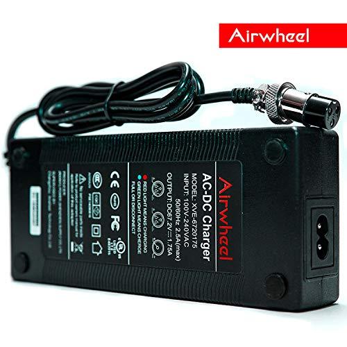 Airwheel batteria del caricatore 67.2V 1.75a caricatore di batteria per...