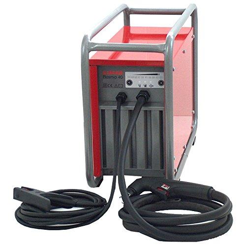 Jäckle Plasmaschneider 40 Plasmaschneidgerät Inverter Plasmacutter luftgekühlt