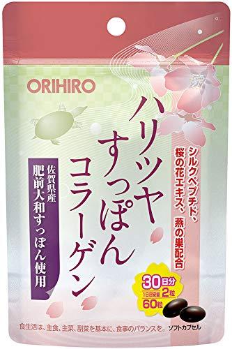 オリヒロ(ORHIHIRO)『ハリツヤすっぽんコラーゲン』