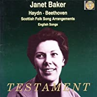 Haydn, Beethoven: Scottish Folk Song Arrangements (H.31a;Op.108,etc.) / English Songs by Janet Baker (2002-09-10)
