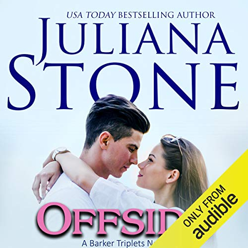 Offside audiobook cover art