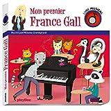Livre musical - Mon premier France Gall