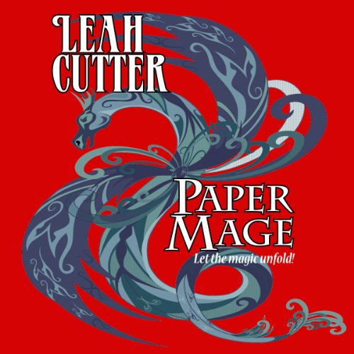 Paper Mage audiobook cover art