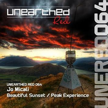 Beautiful Sunset / Peak Experience