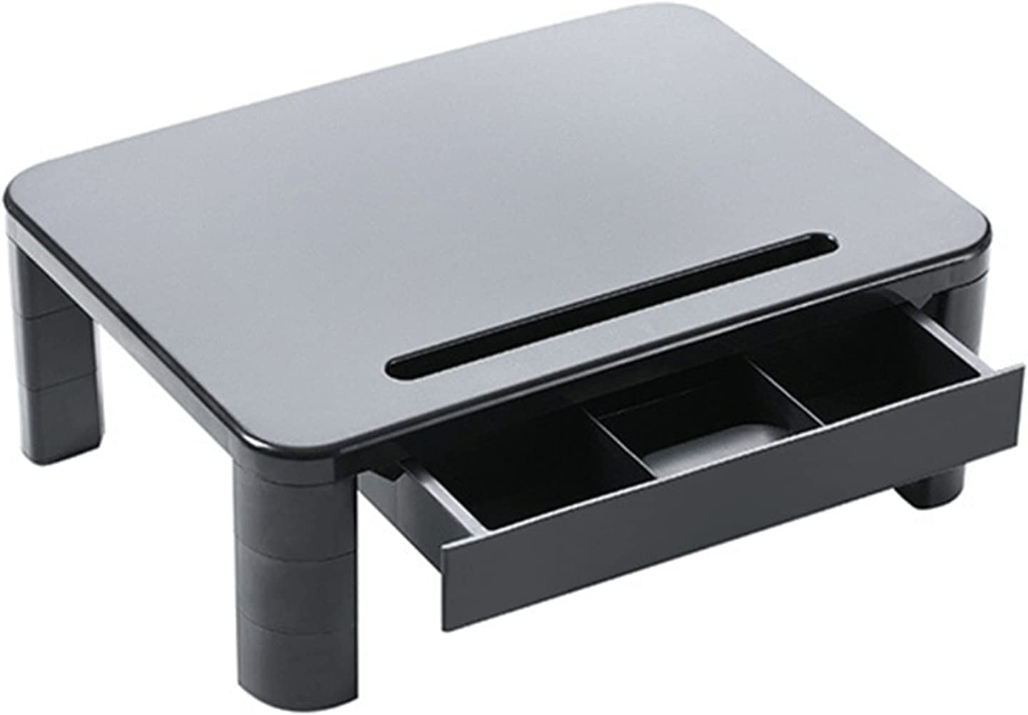 paritariny Printer Stands for Office Inventory cleanup selling sale Selling and selling Riser Home Monitor Stand w