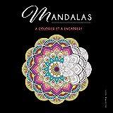 Mandalas - A colorier et à encadrer !