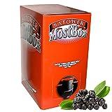 Original Satower - 5 Liter 100% Aroniasaft -...