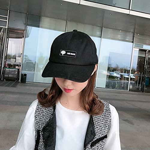 Dingyi Gorra béisbol Gorra Golf Gorra Deportiva Sombrero para Mujer, Gafas de Aviador, béisbol, Estudiante Coreano, Gorra de Calle, Sombrero para el Sol al Aire Libre, Hombre