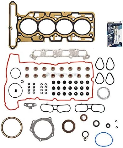 Mizumo Auto Ranking TOP5 MA-9761261848 Full Gasket New Free Shipping With Set For Compatible 07