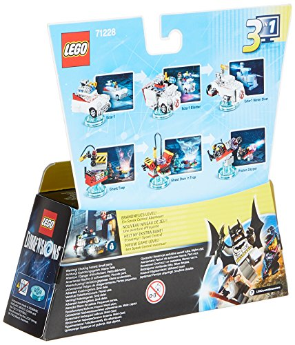 LEGO Dimensions – Level Pack – Ghost Busters - 3