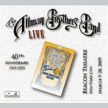Allman Brothers Band Beacon Theatre 3-28-09