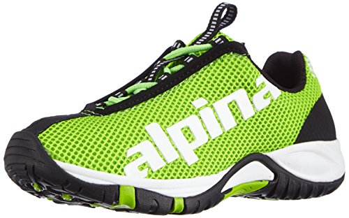 Alpina 680267, Unisex-Erwachsene Trekking- & Wanderschuhe, Grün (grün), 39 EU