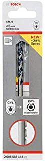 Bosch 2 608 588 144 - Brocas para hormigón CYL-5-6 x 50 x