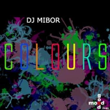 Colours E.P
