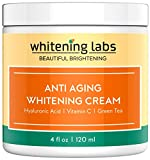 Anti Aging Radiance Dark Spot Remover Body Hands Cream. Dark Spot Corrector Men Women Face 4 OZ