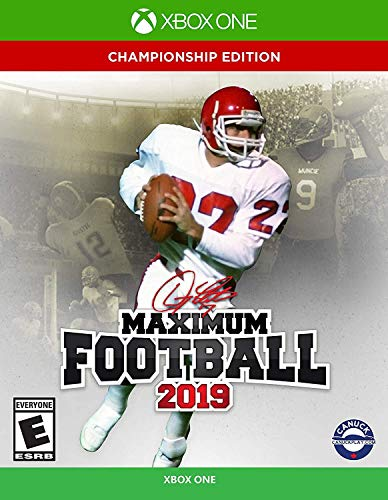Doug Fluties Maximum Football 2019 (Xb1) - Xbox One