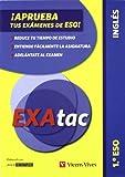 ¡Aprueba tus exámenes de la eso! 1º eso. ingles (exatac) (Exatac. Castellano) - 9788431695941