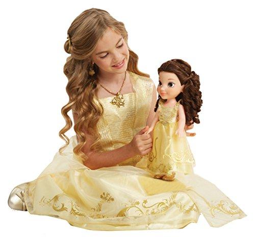 Disney Prinzessinnen, Belle Puppe im Ballkleid