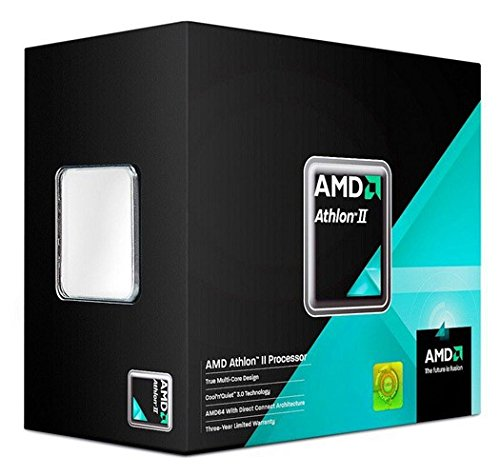 AMD CPU AMD AM3 Athlon II X4 630 Box
