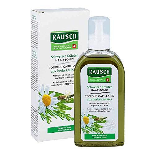 RAUSCH Tonique pour cheveux aux herbes suisses - 200 ml