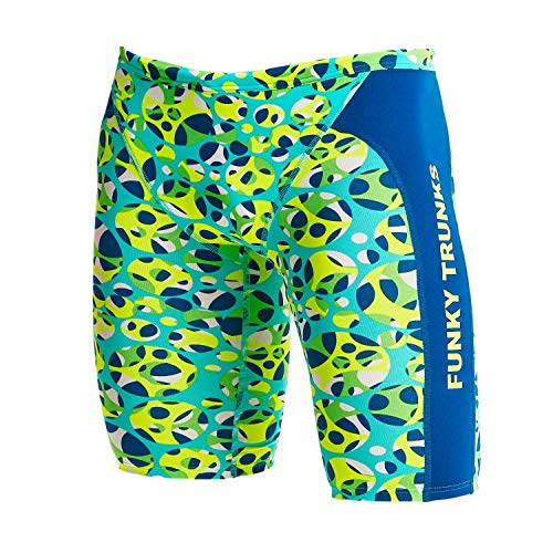 Funky Trunks Badehose Herren Jammer Stem Sell, Größe:7