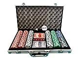 Pietra Mallette Poker et Jeux de Cartes