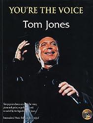 Jones Tom You\'re The Voice P/V/G + CD