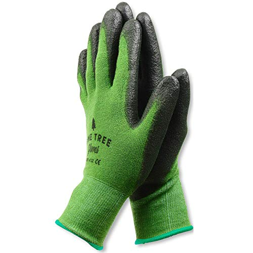 Pine Tree Tools Bamboo Working Gloves for Women and Men. Ultimate Barehand Sensitivity Work Glove...