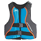 STEARNS Kids Life Vest | Youth Hydroprene Life Jacket | 50 to 90 Pounds, Blue