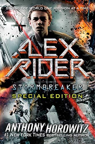 Stormbreaker: Special Edition (Alex Rider)