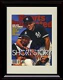 Framed Alex Rodriguez & Derek Jeter Sports Illustrated...