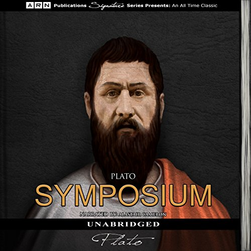 Symposium Audiobook By Plato cover art