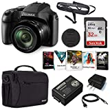 Panasonic Lumix DC-FZ80 4K Digital Camera, 18.1...
