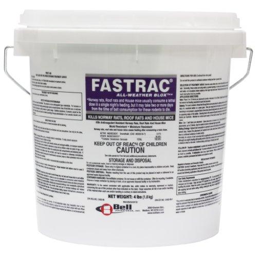 Fasttrac Blox, Fastrac Rodenticide