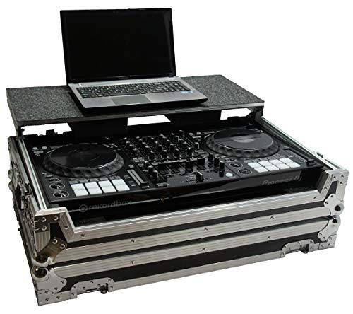 Harmony HCDDJ1000LT Flight Glide Laptop Stand Custom Case Compatible with Pioneer DDJ-1000