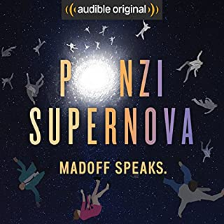 FREE: Ponzi Supernova audiobook cover art