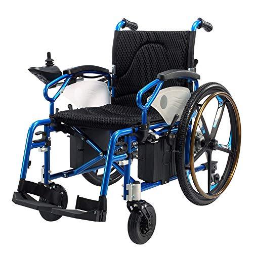 Portable Power rolstoel Aerospace Aluminium Crafted Ontwerp Opvouwbare lichtgewicht Dual Battery Dual Motor vliegtuig dat gereed is Folding Elektrische rolstoelen