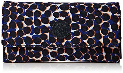 Kipling Damen Brownie Geldbörsen, Mehrfarbig (Graph Animal Pr), One Size